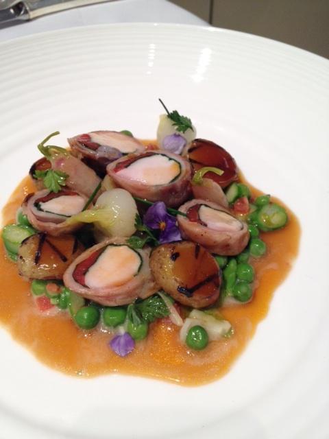 Restaurant gordon ramsay chelsea london 3 michelin - Gordon ramsay cuisine cool ...