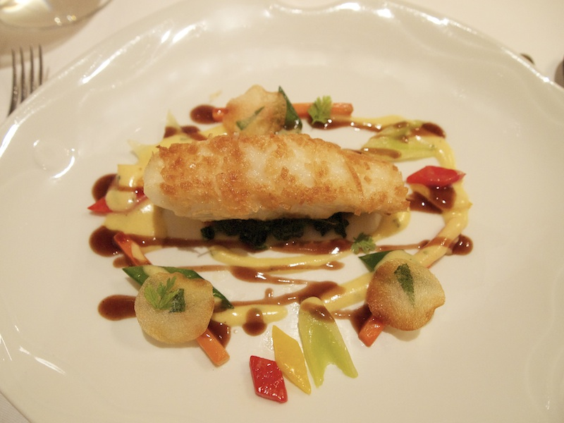Victor S Gourmet Restaurant Schloss Berg 3 Michelin Stars